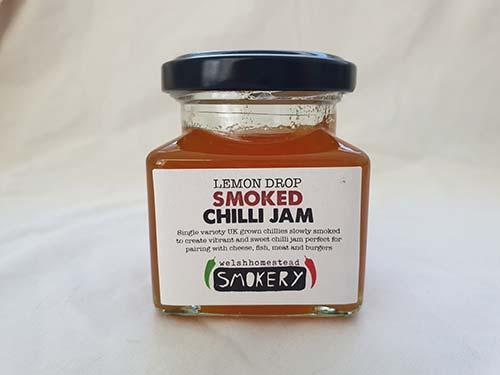 Lemon Drop Chilli Drop - Standard Jar
