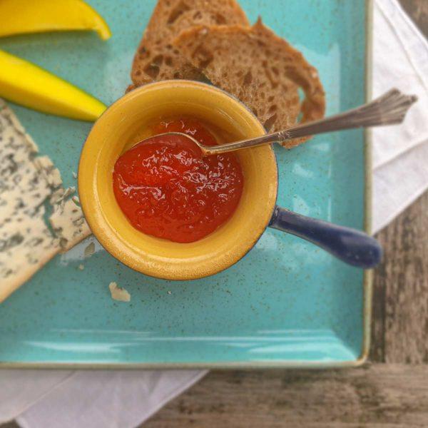 Chilli Jams - Scotch Bonnet & Mango - Welsh Smokery