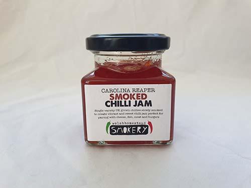 Carolina Reaper Chilli Jam - Welsh Smokery