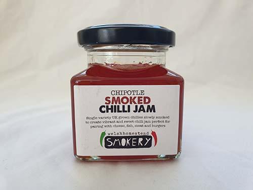 Chipotle Chilli Jam - Standard Jar