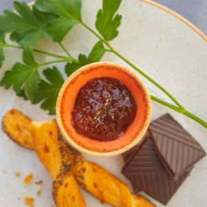 Chocolate Habanero Chilli Jam - Welsh Smokery