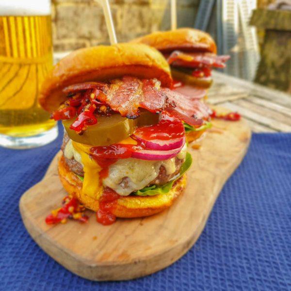 Smoked Chilli & Paprika Bacon - Welsh Smokery
