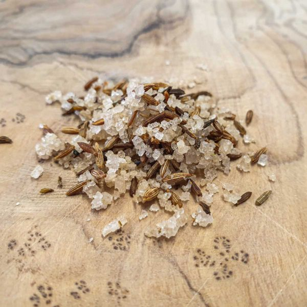 Smoked Cumin Salt - Welsh Smokery