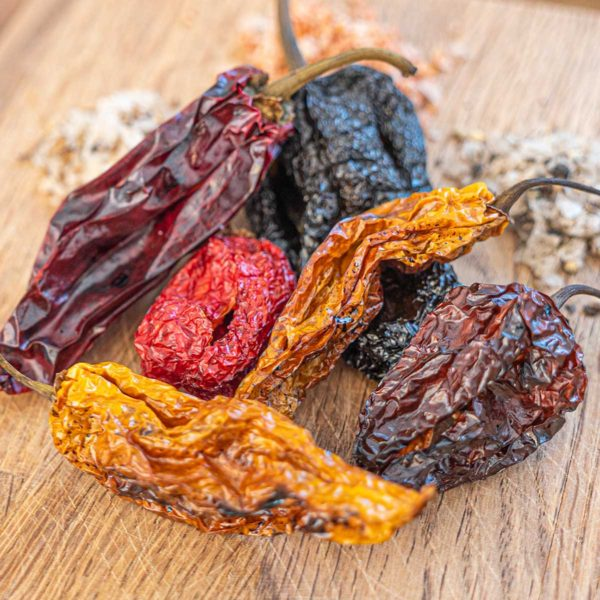 Welsh Smokery - Dry Chilli Selection