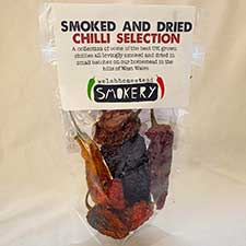 Welsh Smokery - Chilli Pachaging