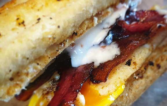 Welsh Smokery - Bacon Breakfast