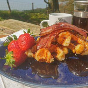 Smoked Chocolate Espresso Bacon - Welsh Smokery