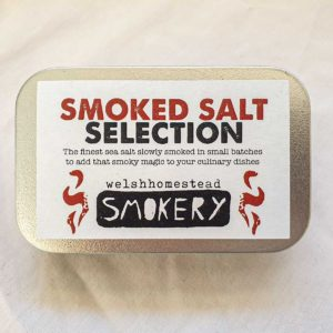 Welsh Smokery - Smoked Salt Selection