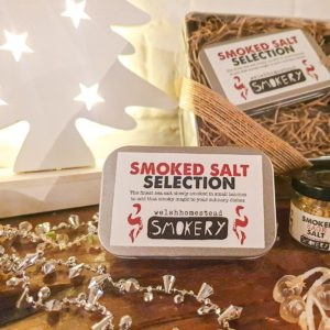 Welsh Smokery - Christmas Salt Selection