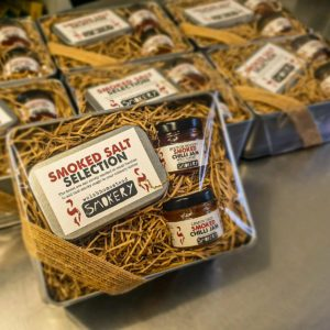 Welsh Smokery - Gift Tins