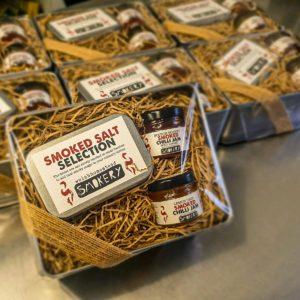 Welsh Smokery - Gift Tins