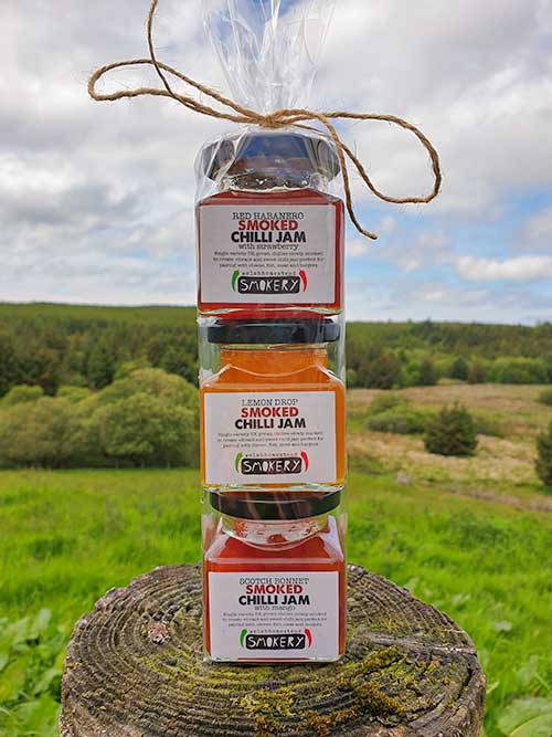 Welsh Smokery - Standard Mixed Gift Collection