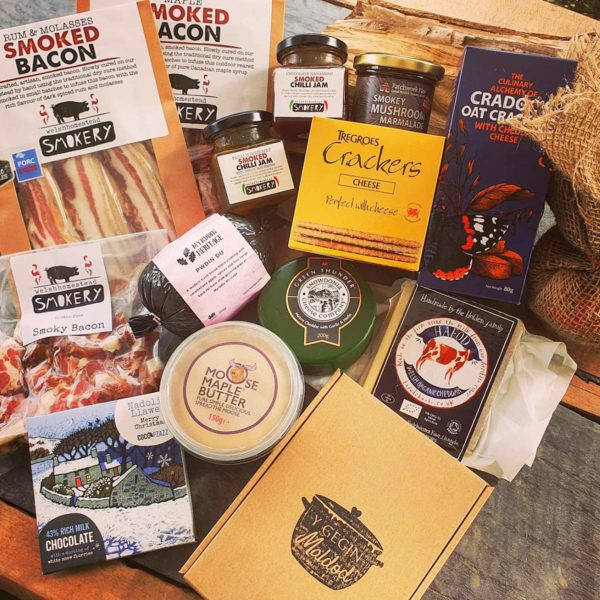 Welsh Smokery - Festive Treat Box
